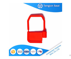 Plastic Padlock Security Seals For Garments