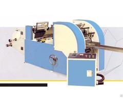 High Speed 1 8 Fold Embossing Napkin Paper Machine