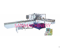 San Tp 602a Napkin Tissue Bag Packing Machine
