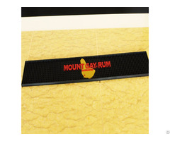 The High Quality Soft Rubber Bar Mats With Customized Design