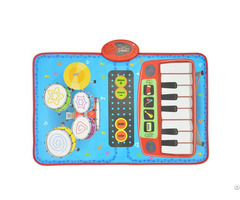 Mini 2 In 1 Music Jam Playmat