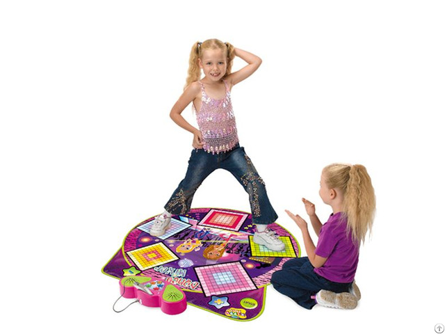 Dance Mixer Playmat