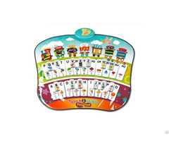Touch And Learn Playmat Slw9711