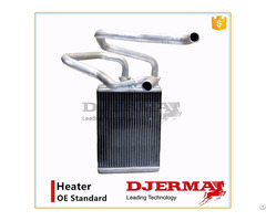 Aftermarket Replacement Brazed Aluminum Auto Honda Heater