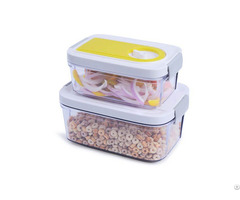 Vacuum Sealer Canister Can075150 Yellow