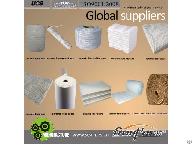 Ceramic Fiber Insulation Cloth