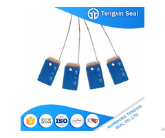 China Supplier Pull Tight Security Cable Seal Lock