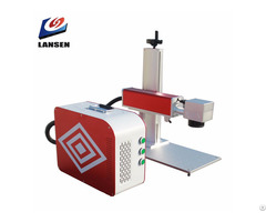 Mini Small Raycus Fiber Laser Marking Machines
