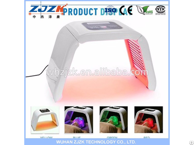 Led Spa Facial Beauty Machine For Acne Andwrinkle