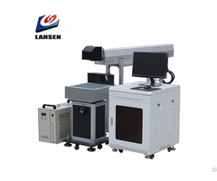 Co2 Laser Marking Machine For Nonmetal With Glass Tube