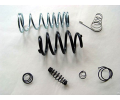Carbon Steel Helical Spring