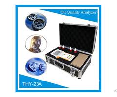 Lubricant Oil Analyzers