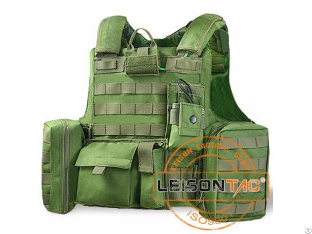 Lfdy R112 Ballistic Vest With Quick Release System