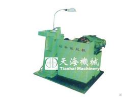 Cs Model Spoke Thread Rolling Machine