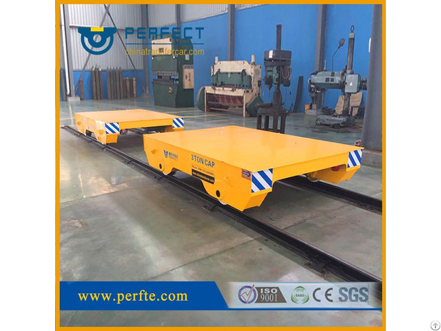 Kpx Series Rail Electric Transfer Car Of Handling Equipment