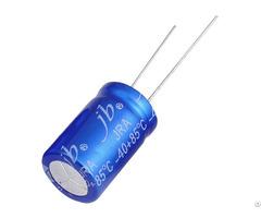 Jra Radial Aluminum Electrolytic Capacitors