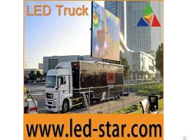 Led Truck Advertising