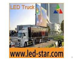 Led Truck Advertising