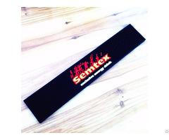 New Style Popular Rubber Logo Bar Mats