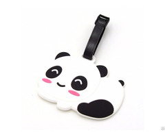 Bag Accessories Cheap Pvc Luggage Tag No Minimum Order