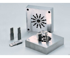 Edm Machining Part By Tungsten Carbide Mould Maker