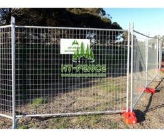 Temporary Fence For Australia