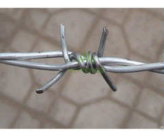Barbed Wire Supplier