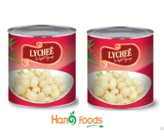 Canned Vietnam Lychee For Wholesalers