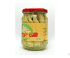 The Best Price Canned Baby Sweet Corn In Glass Jar Can