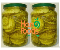 Canned Young Baby Cucumber Pickles