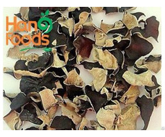 Dried Wood Ear Mushrom Black Fungus Mushroom