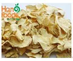 Dried New Crop Ginger Whole Flakes