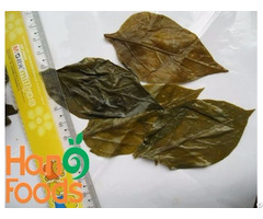 Salted Natural Chili Leaves