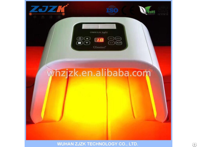 Led Spa Facial Neauty Machine For Acne And Wrinkle