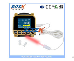Zjzk 4 Classes Adjustble Low Laser Treatment Watch Cure High Cholesterol Diabetes