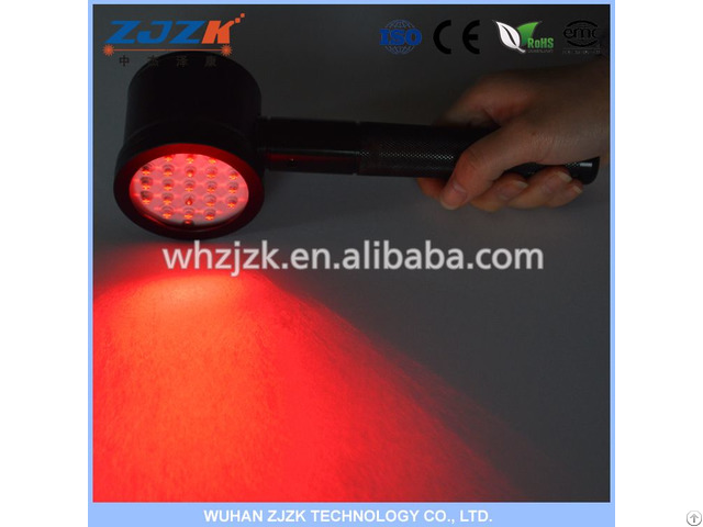 Zjzk 650nm Low Intense Cold Laser Treat Acute And Chronic Pain