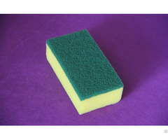 White Magic Eraser Sponge Melamine Foam