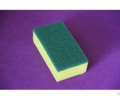 White Magic Eraser Sponge Melamine Foam