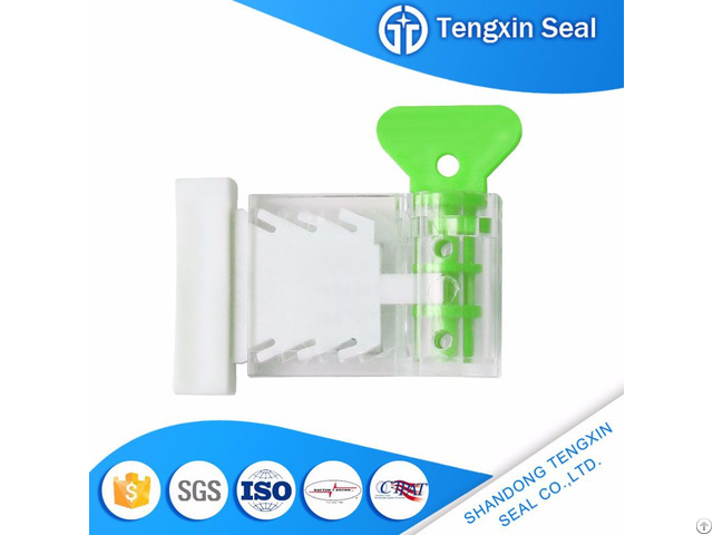 Security Plastic Electric Meter Tags Seal