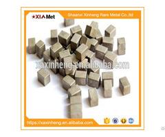 Hot Sale Tungsten Nickel Ferror Alloy Cube