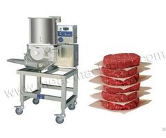 Automatic Meat Patty Machine