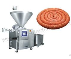 Quantitative Vacuum Sausage Filler