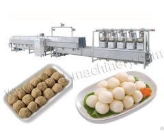 Automatic Meatball Production Line