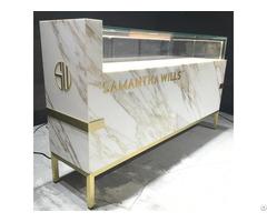 Retail Shop Display Counter