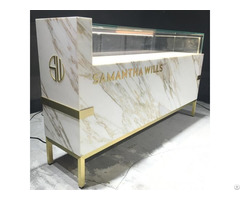 Custom Made Retail Shop Counter