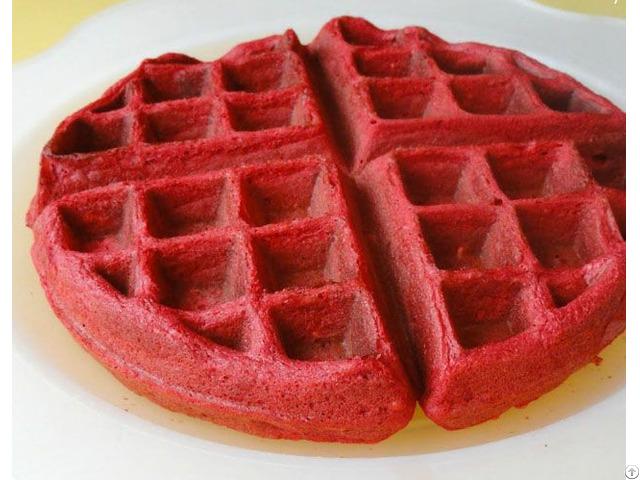 Red Velvet Waffle Mix