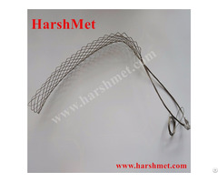 Lace Up Open Weave Hoisting Grips