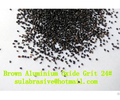 Brown Aluminum Oxide For Abrasive