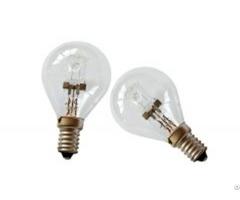 G45 Halogen Globe Bulb