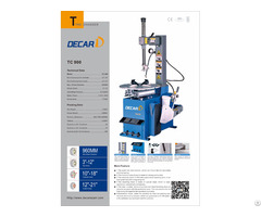 Popular Tc900 Ce Certification Tyre Changer